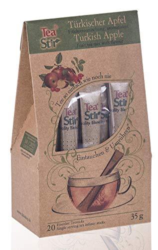 Türkischer Apfeltee | 20 umweltfreundliche Teesticks - Tea Sticks