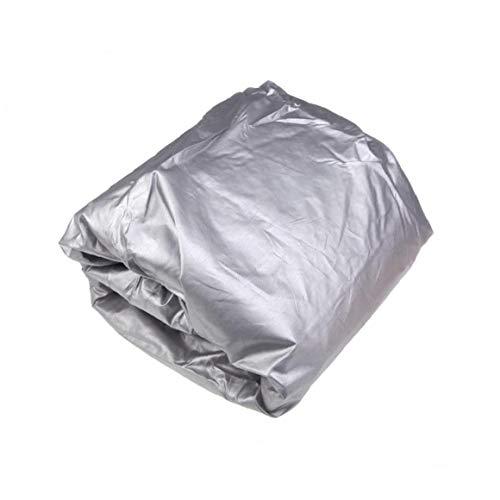 Volle Auto-Abdeckung Indoor Outdoor Sonnenschutz Hitzeschutz staubdicht Anti-UV Kratzfeste Sedan Universal-Anzug L Zubehör