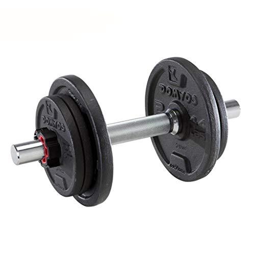 color marr/ón talla 1.75 kg Disco de ejercicio Amber Athletic Gear Club