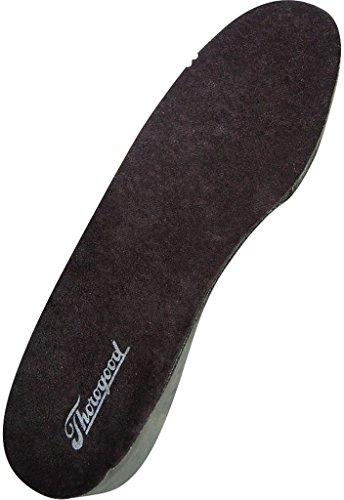 Thorogood Comfort 125 Footbed, Single-Density Polyurethane...