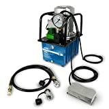 TEMCo HP0006 - Electric Hydraulic Pump Power Pack...