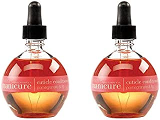 Cuccio Cuticle Oil Pomegranate Fig 2.5 oz (2 Pieces)