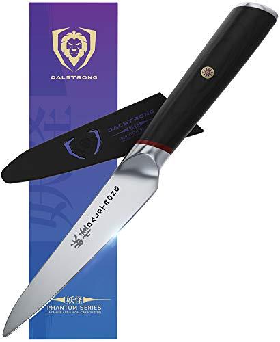 DALSTRONG Fillet Knife - 6.5' - Phantom Series - Japanese High-Carbon - AUS8 Steel - Pakkawood Handle - w/Sheath