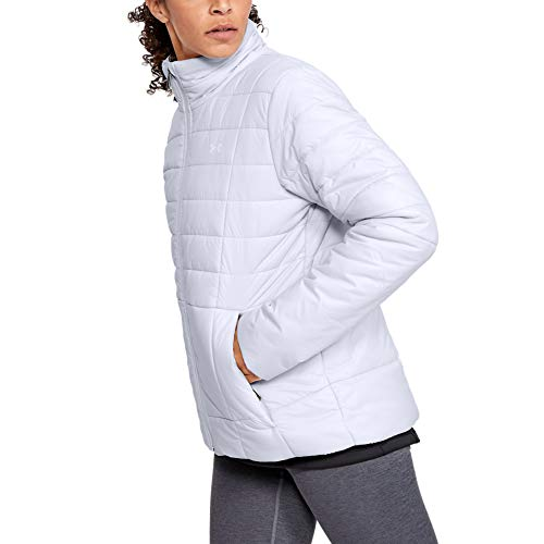 Under Armour Armour Insulated Veste Femme Gris FR : M (Taille Fabricant : Taille MD)