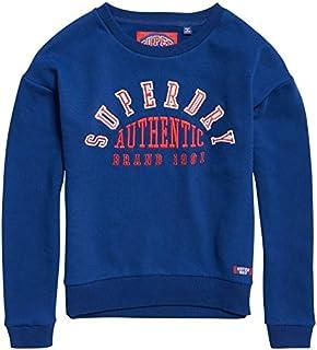 Superdry Women's Urban Street Applique Crew Neck Sweater