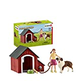 Schleich- Accessoire Niche Farm World, 42376, Multicolore
