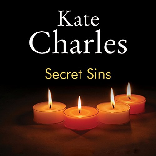 Secret Sins audiobook cover art