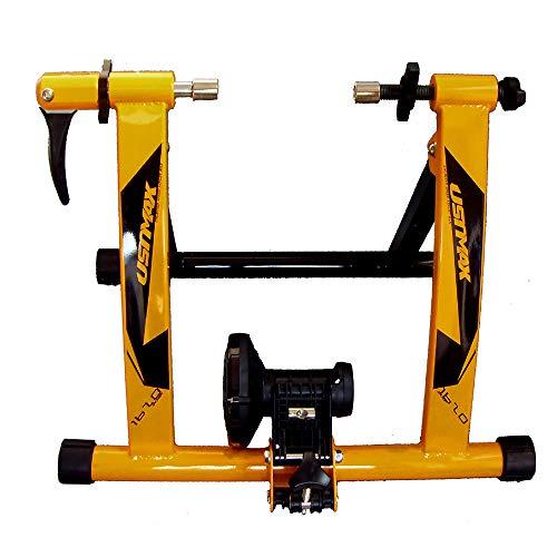 ZHANG hometrainer, fietstrainer, Deluxe indoor windfan Vola met inklapbare turbotrainer