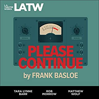 Please Continue audiobook cover art