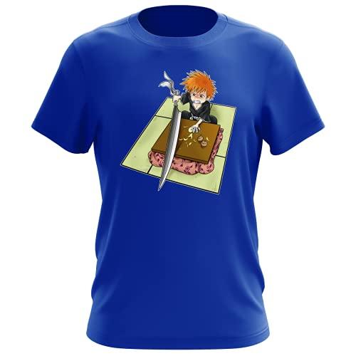 Okiwoki T-Shirt für Herren, Weiß,...