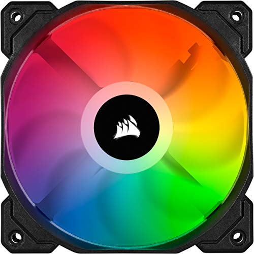 Corsair iCUE SP120 RGB Pro Performance 120mm Fan, Single Pack