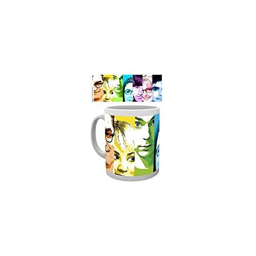 GB Eye The Big Bang Theory Rainbow Mug, différents