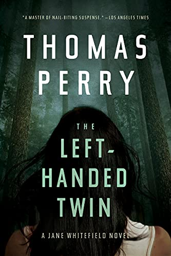The Left-Handed Twin: A Jane Whitefield Novel (English Edition)