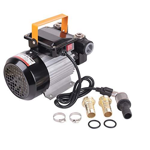 120 volt oil pump - 7