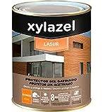 Xylazel M57940 - S lasur sat incoloro protector de madera 750 ml