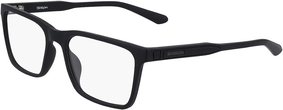 Eyeglasses shipfree DRAGON DR 2010 Matte Black excellence 002