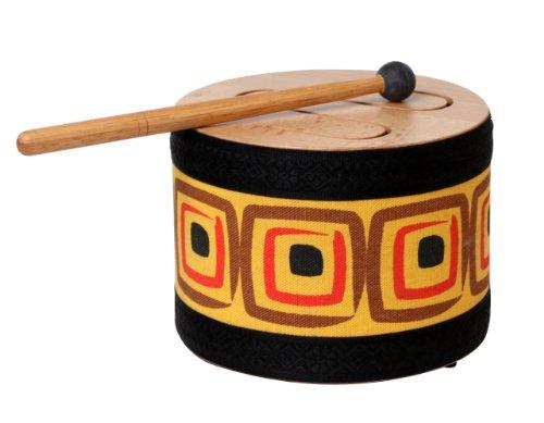 wood drums - 9