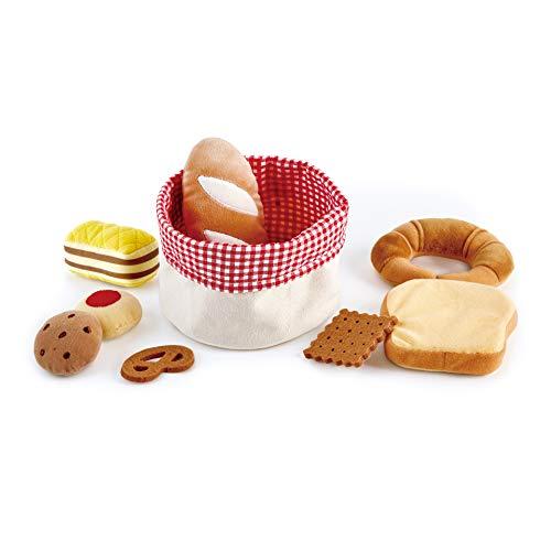 Hape E3168 broodmandje accessoires voor kinderkeukens en winkels vanaf 18 maanden