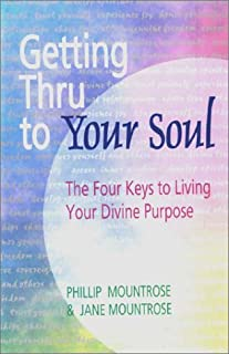 Getting Thru to Your Soul: The Four Keys to Living Your Divine Purpose - Spiritual Kinesiology and the Basic Techniques VHS