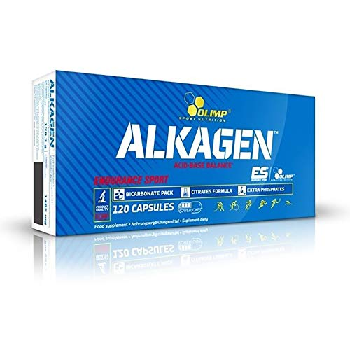 ALKAGEN 120 Capsules | Fights Against Muscle Soreness | Efficient Workout | Faster Recovery and Regeneration