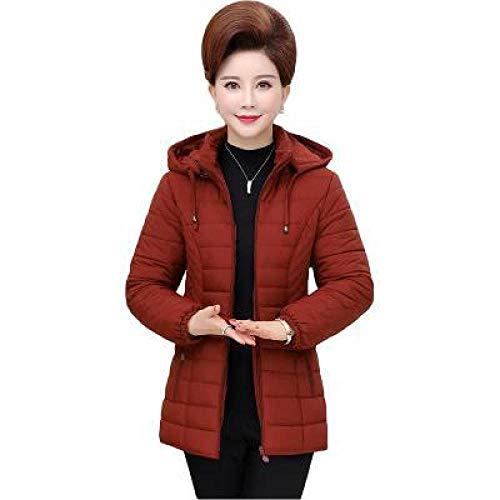 XFX1990 6XL zwart New Age moeder vrouwelijk donsjack winterjas vrouwelijk katoenen mantel vrouwelijk lang deel
