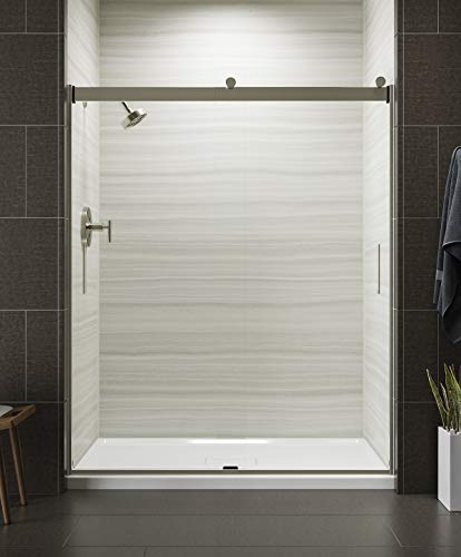KOHLER K-706009-L-MX Levity Bypass Shower Door with Handle and...