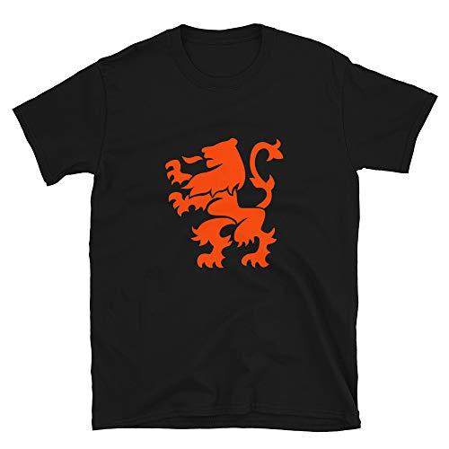 Teesparx Camiseta unisex con escudo de armas holandés