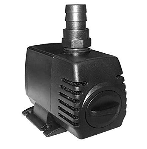 Danner Manufacturing, Inc. Hampton Water Gardens Pond/Waterfall Pump for Aquarium Filter, 300-Gallon, #80435