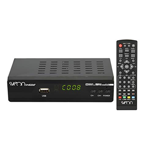 Sveon Spm820Q9 – Disco multimedia más barato