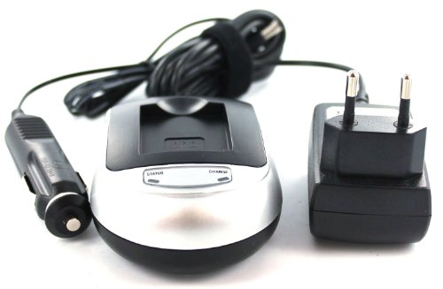 AGI Ladegerät kompatibel mit Nikon Coolpix S9100 kompatiblen