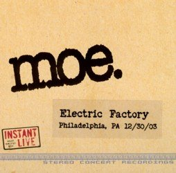 Instant Live: Electric Factory - Philade