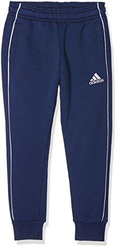 adidas CORE18 SW PNTY Pantalones de Deporte, Unisex Niños, Azul (Azul/Blanco), 5-6Y