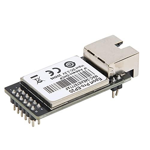 TTL a módulo Ethernet, Serial a módulo Ethernet Servidor Serial a 10 / 100M Conversión Ethernet Puerto de red TTL para sistema Linux