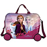 CORIEX Maleta ABS Infantil Frozen 2 Disney 4r 34cm