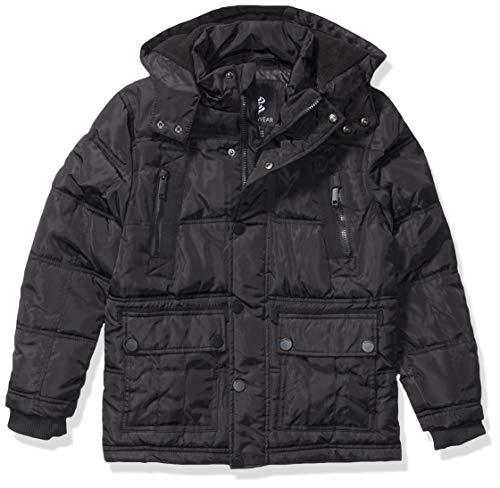 puff negro de la marca Rocawear