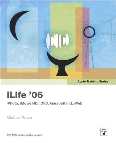 Apple Training Series: iLife 06 (English Edition)