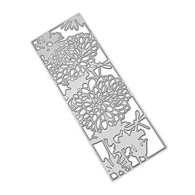 Cutting Dies,IHGTZS 2019 DIY Album Die-Cut New Snowflake Metal Stencils Scrapbooking Paper Card