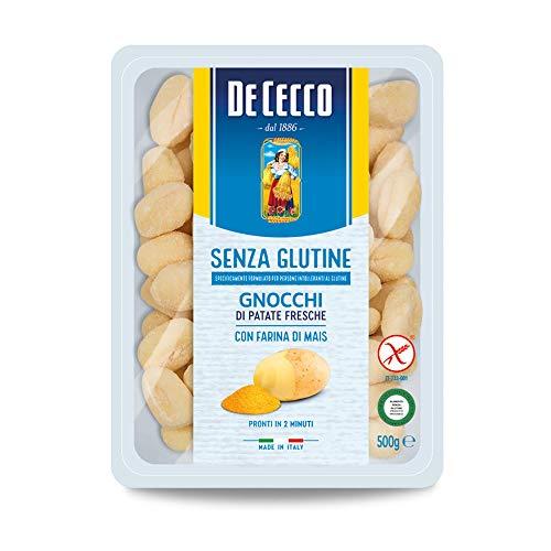5x De Cecco Gnocchi 500g senza Glutine Glutenfrei pasta nudeln in 2 Minuten fertig