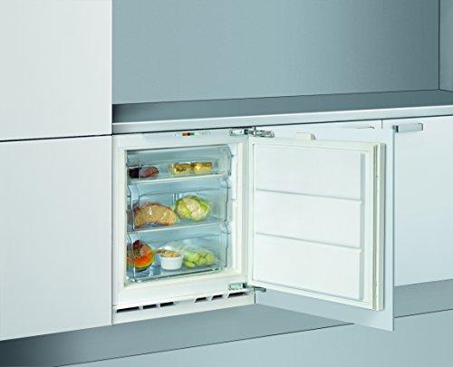 Whirlpool AFB 828/A+ Incasso Verticale 94L A+ Bianco congelatore