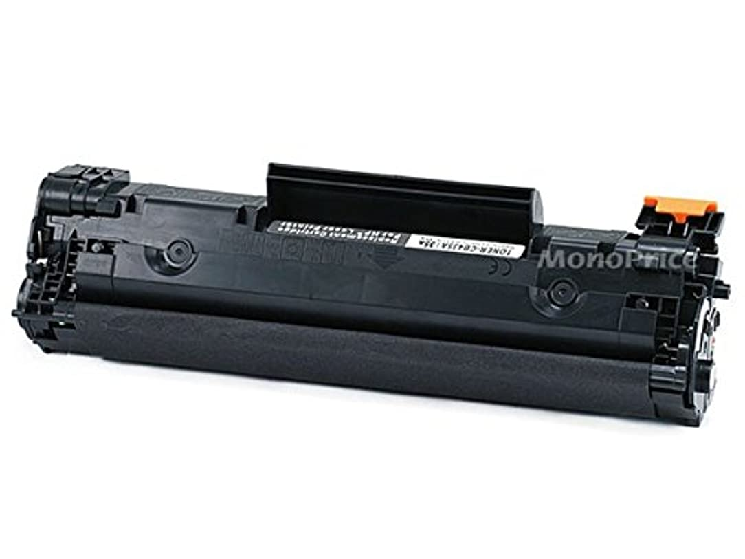 Monoprice Compatible Toner Cartridge Replacement for HP HP35A ( Black )