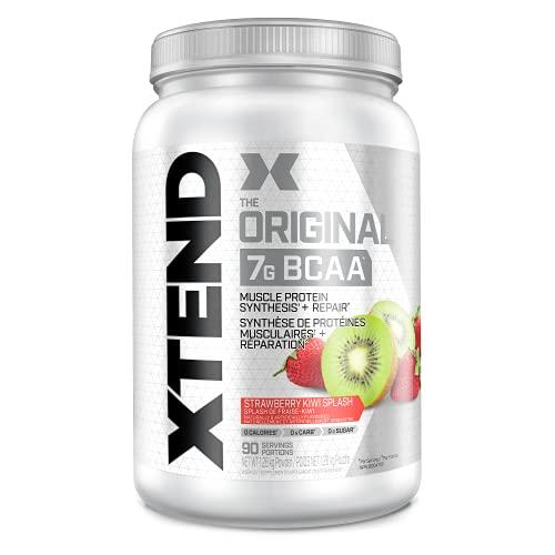 Scivation XTEND BCAA Strawberry Kiwi 90 Servings, 124 g