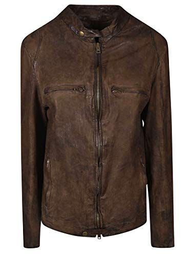 SALVATORE SANTORO Luxury Fashion Mens 36533BROWN Brown Outerwear Jacket | Spring Summer 19