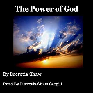 The Power of God audiobook cover art