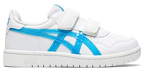 ASICS - Kinder Japan S Ps Schuhe, 28.5 EU, White/Aquarium