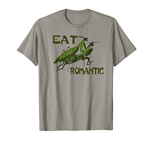 Insekten Gottesanbeterin Romantik Gärtner Insekt Haustiere T-Shirt