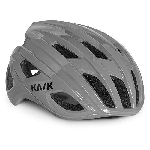 Kask Casco Ciclismo Road Mojito 3 (Large, Grigio)