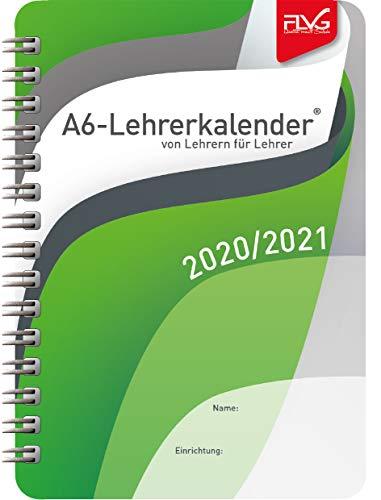 A6 Lehrerkalender von Lehrern für Lehrer 2020/2021