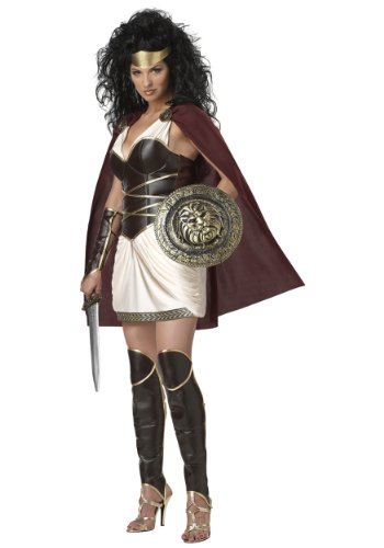 California Costumes Warrior Queen Set