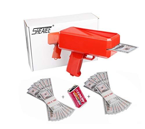 Sheatee Haz Que llueva Dinero Pistola Pistola Dinero