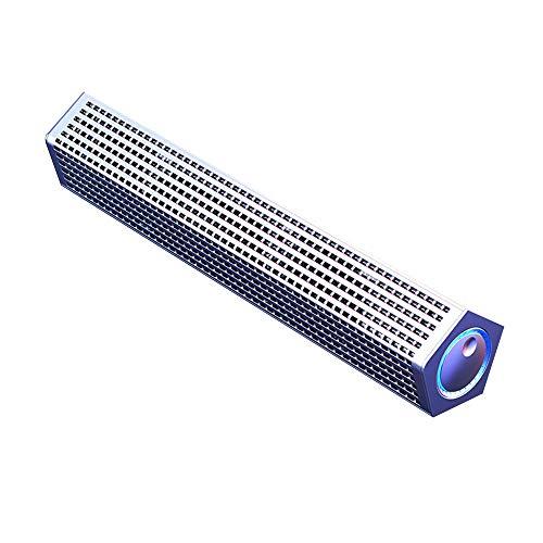 Barra De Sonido De Cine En Casa (Bluetooth, HDMI, ARC/CEC, Potencia De Salida Total Máxima: 12 W, 26.5 Cm), Color Negro, Barra De Sonido Compacta con Bluetooth, Negro, 4.8 * 4.9 * 26.5 Cm